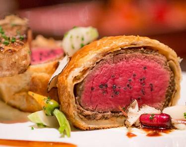 Where to Eat In Las Vegas - Chef Ramsay Steak