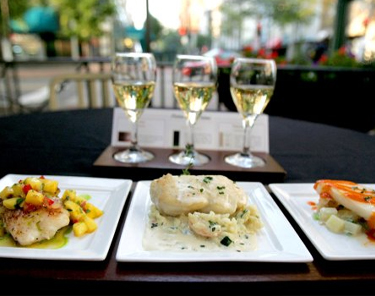 Where to Eat In Memphis - Flight Restaurant and Wine Bar