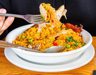 Where to Eat In Miami -Versailles Cuban Food