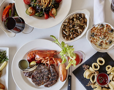 Where to Eat In Montreal - Vieux-Port Steakhouse