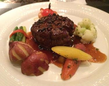 Where to Eat In Montreal - Bonaparte Restaurant
