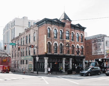 Where to Eat In Nashville - Merchants