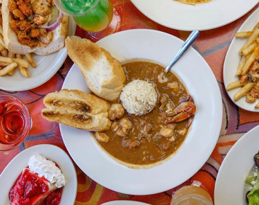 Where to Eat In New Orleans - Olde NOLA Cookery