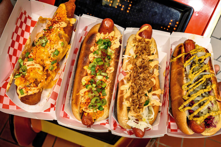 Where To Eat In Toronto - WoofDawg Hot Dog