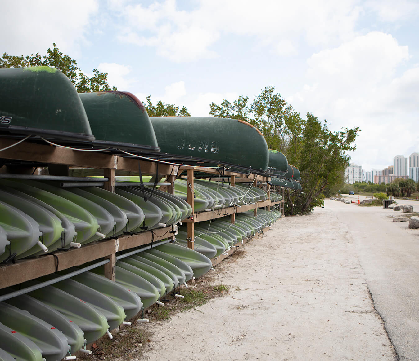 Things to Do in Miami - Oleta River State Park