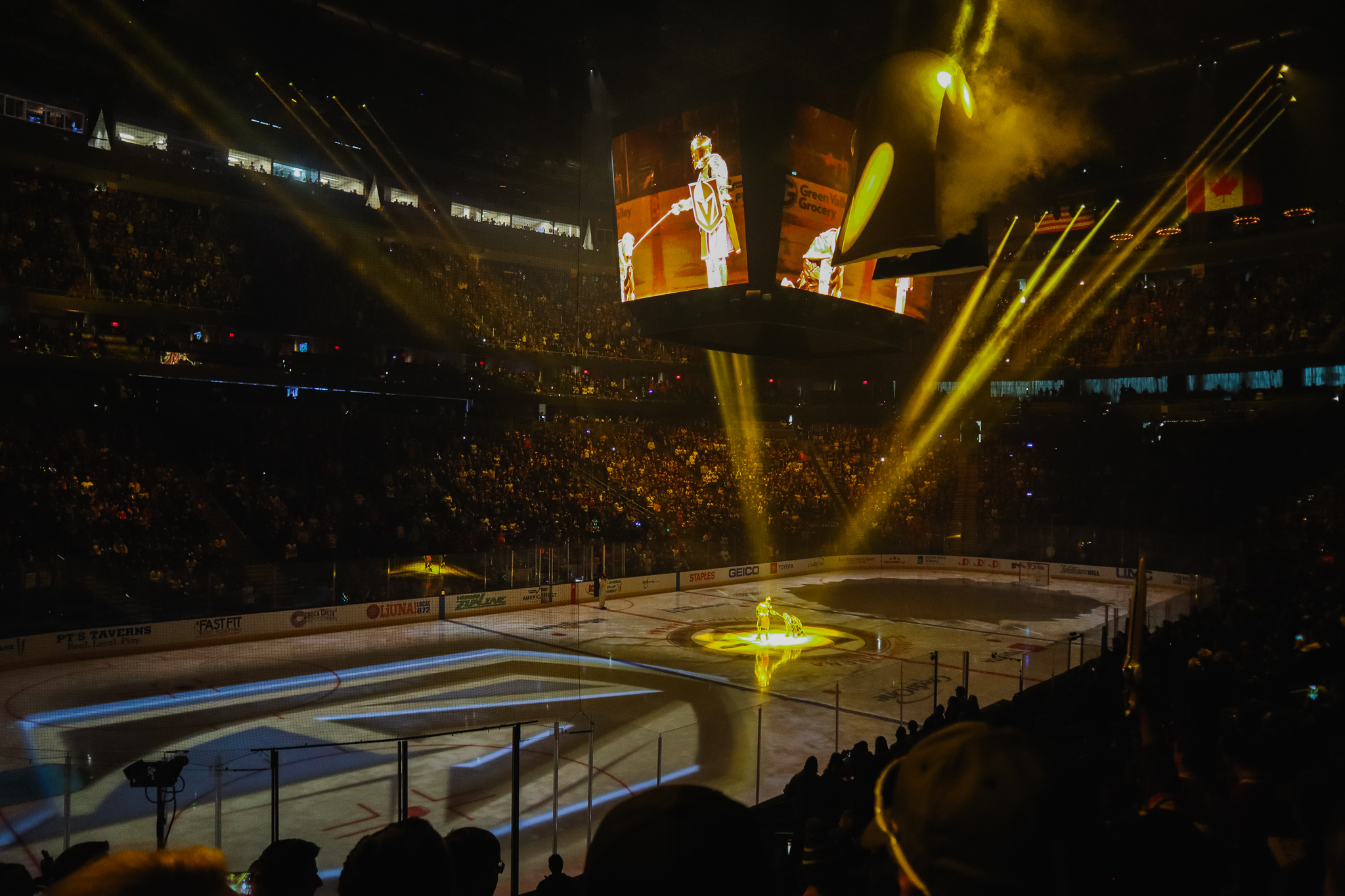 Vegas Golden Knights Travel Packages
