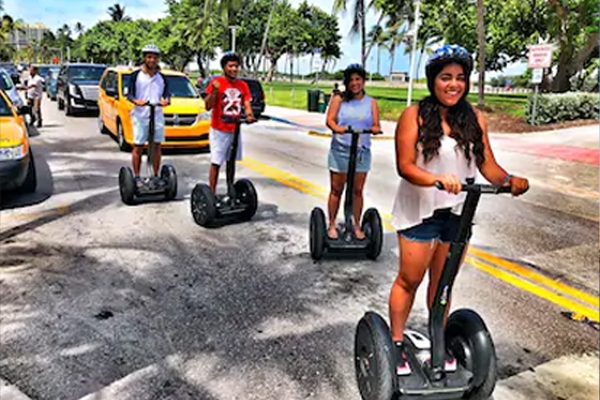Things to Do in Miami - Segway Tour