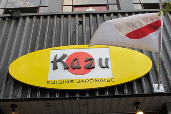 Where to Eat In Montreal - Kazu