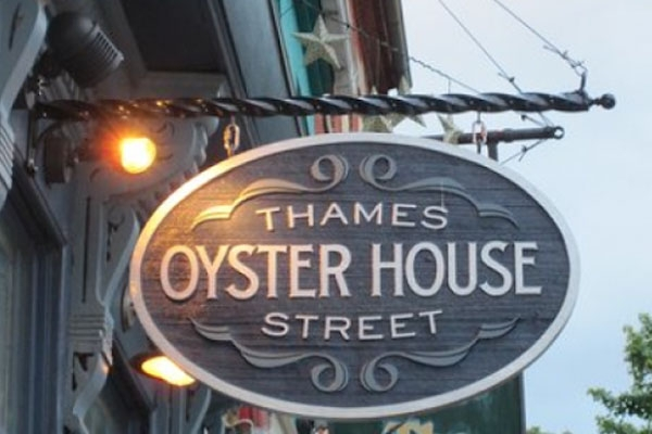 Where to Eat In Baltimore - Thames Street Oyster House