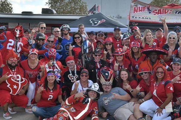 Best Houston Texans Road Trips for 2020