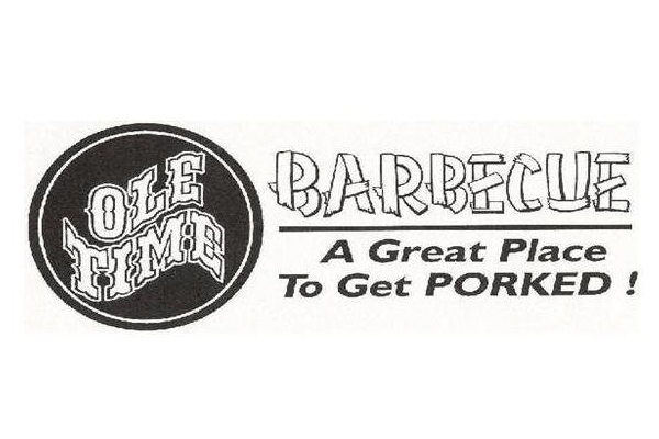 Where to Eat In Raleigh - Ole Time Barbecue