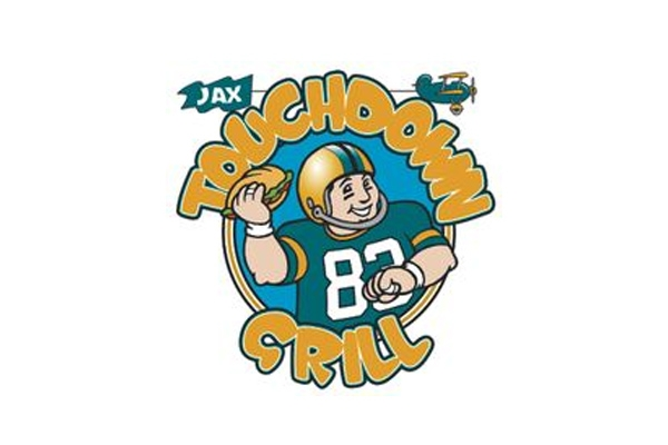 Where to Eat In Jacksonville - Jax Touchdown Grill