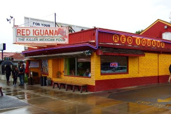 Where to Eat In Salt Lake City - Red Iguana