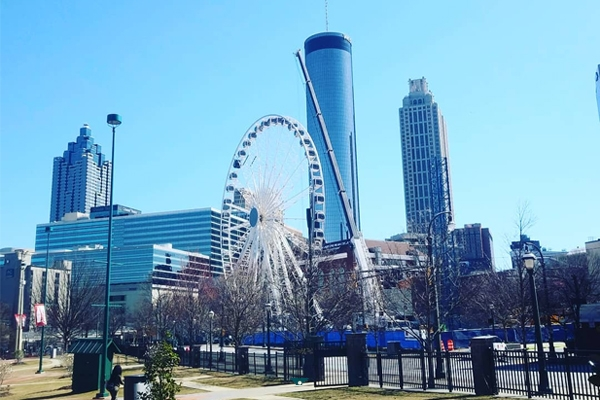 Things to Do in Atlanta - Centennial Olympic Park