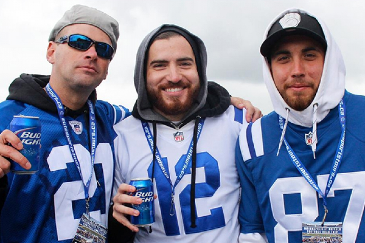 Best Indianapolis Colts Road Trips for 2020