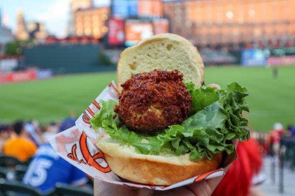 Top 10 MLB Ballpark Foods