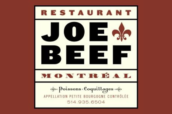 Where to Eat In Montreal - Joe Beef
