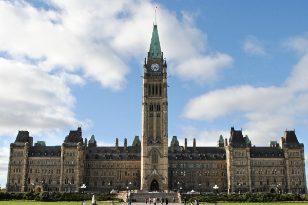 Things to Do in Ottawa - Parliament Hill