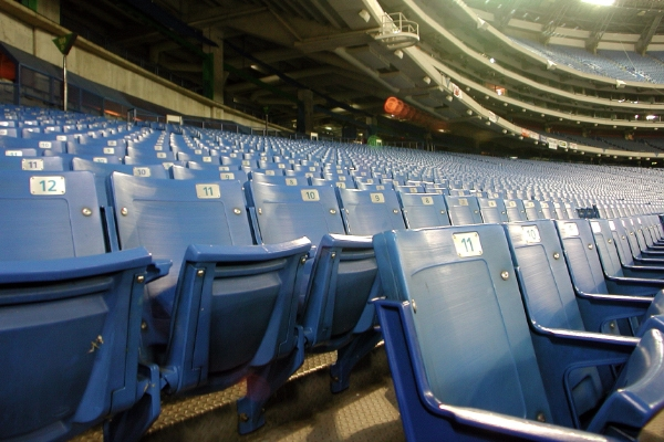 Toronto Blue Jays awaiting approval to host games at Rogers Centre
